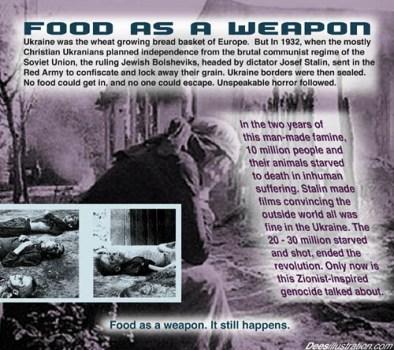 ウクライナの虐殺