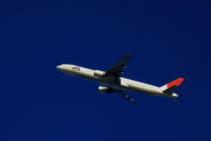 JAL B777-346 JAL2001(by IXY DIGITAL 910IS)