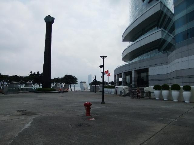 念願のコンベンションセンター