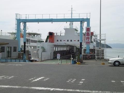 直島初日1