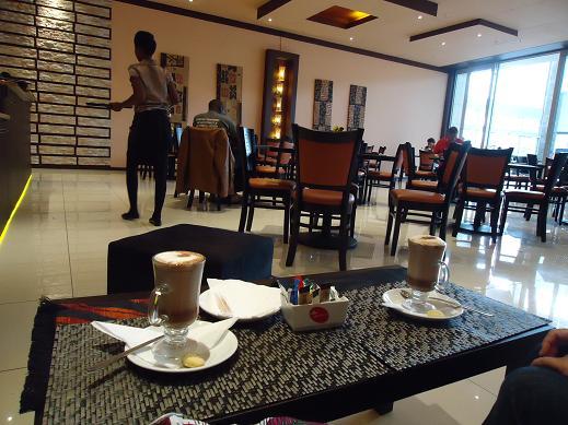 カフェモカ@ZORAN CAFE