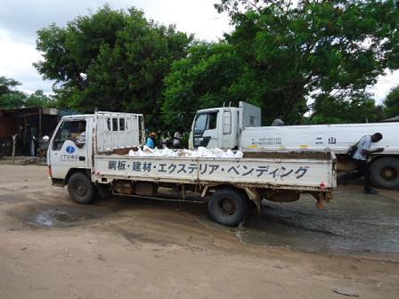 ザンビアの車2