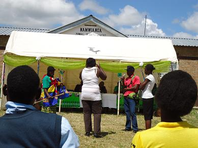 World TB Day in Namwianga Zonal Health Center, ZAMBIA3