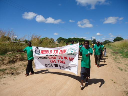 World TB Day in Namwianga Zonal Health Center, ZAMBIA2