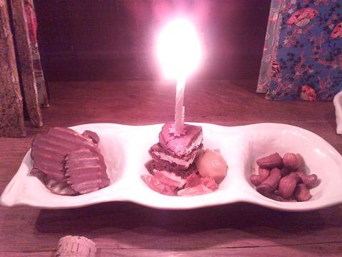 誕生日仕様