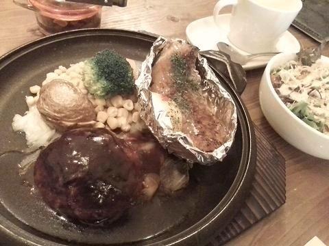 洋食コラボランチ