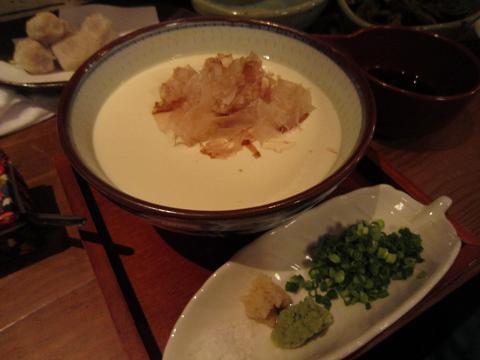 豆腐&里芋の唐揚げ