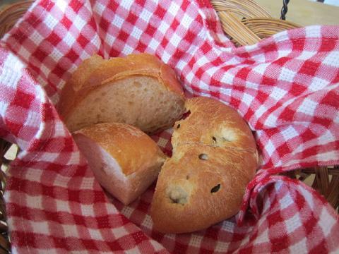 パンお代わり