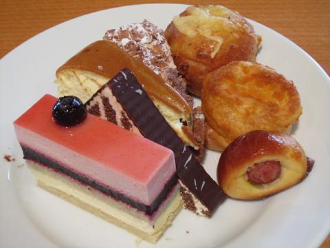 生ケーキ2皿目