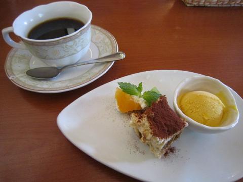 ドルチェ&コーヒー