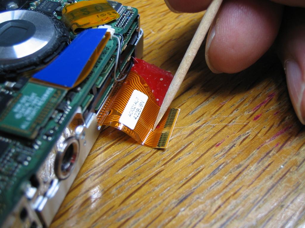 IXY DIGITAL L 液晶表示故障-3