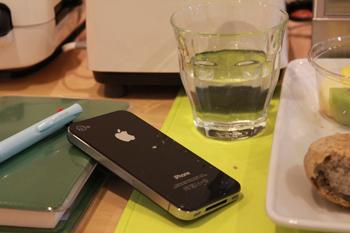 IphoneとNobister