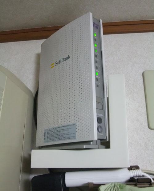 20091222モデム 1