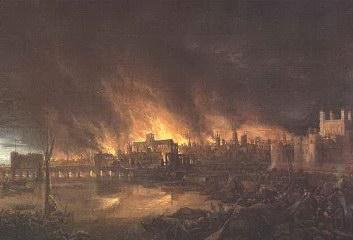 ロンドン大火