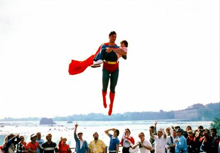 supermanがおれば