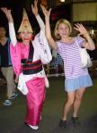 ジェン踊り子と2認