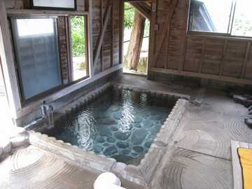 男露内風呂