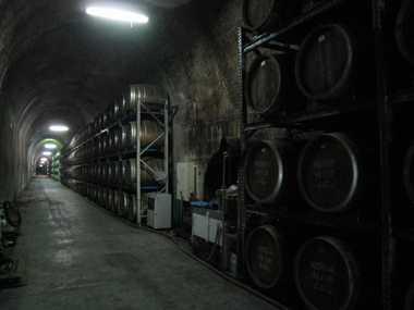 長期焼酎貯蔵庫3