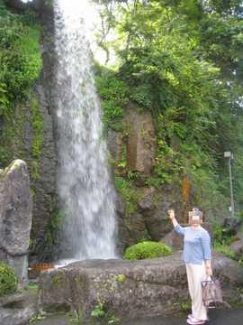 天孫降臨の滝2