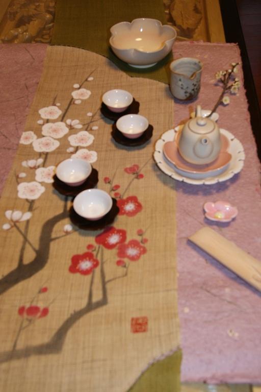 春のなごみ茶会