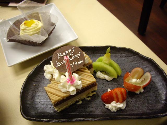 みんなのケーキ