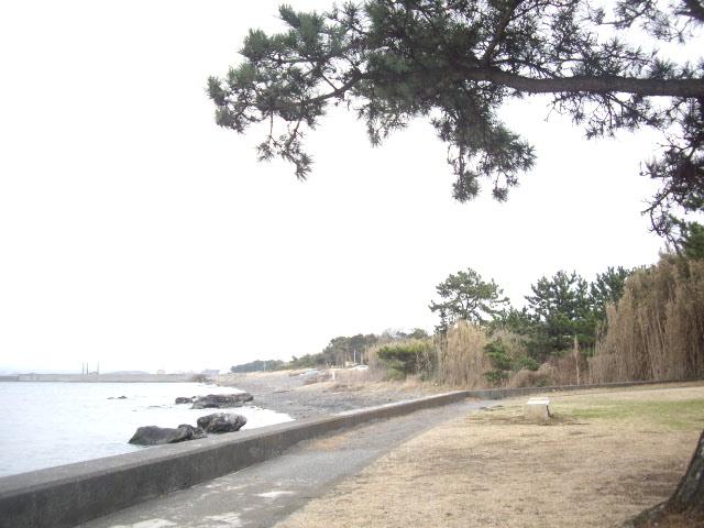 海沿いのお散歩です~