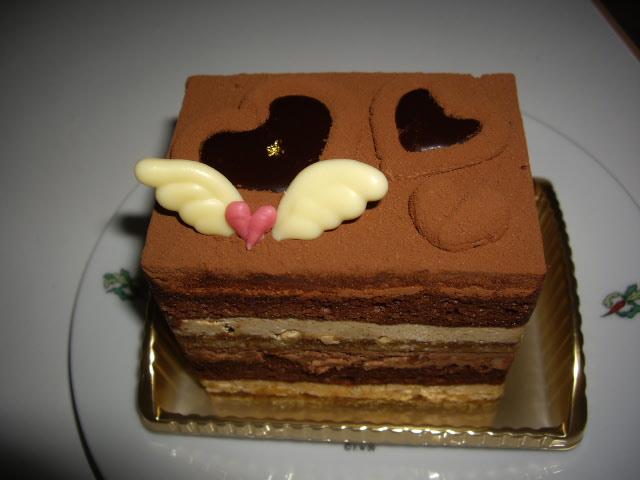 2人で食べるケーキ