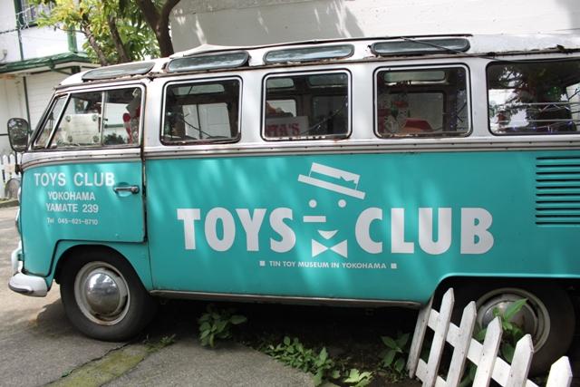 トイズクラブの車
