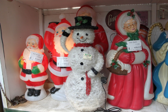 クリスマスの人形1