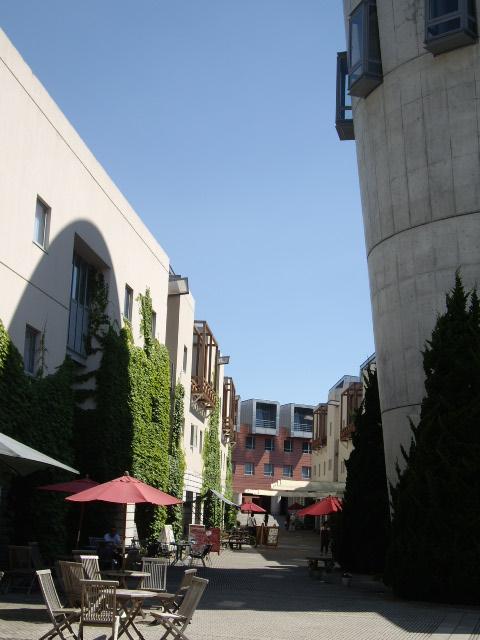 リゾナーレの建物