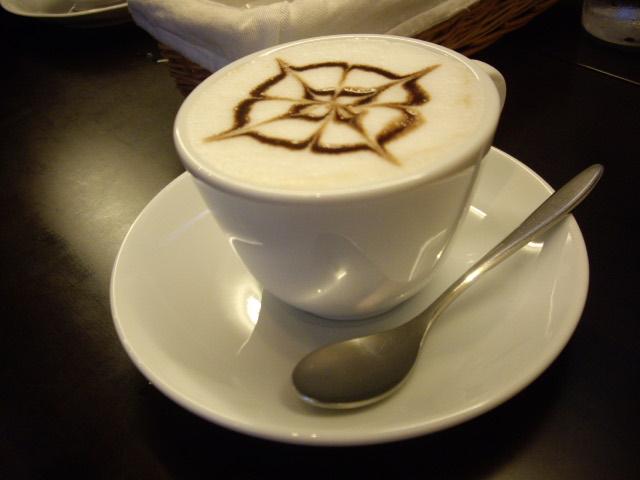 カフェモカのホット