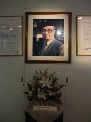 手塚先生の誕生日1