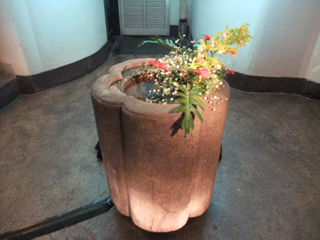 伏見ビルお花