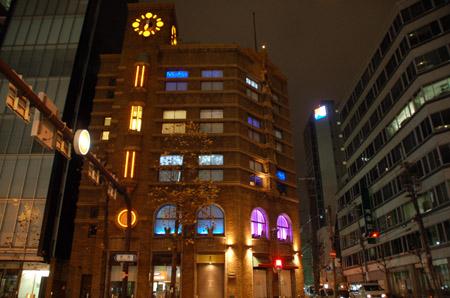 生駒ビルライトアップ19