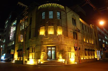 芝川ビルライトアップ11