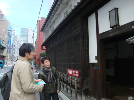 ラジオ大阪取材適塾1