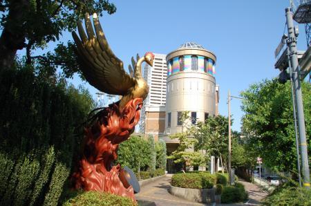 手塚治虫記念館(外)
