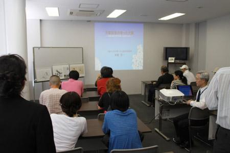 手塚治虫を歩く 大阪市立科学館5