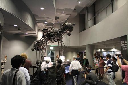 手塚治虫を歩く 大阪市立科学館7