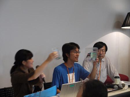 マンガカフェ7大阪の街と手塚治虫4