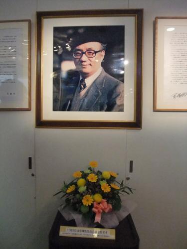 手塚先生のお誕生日2010