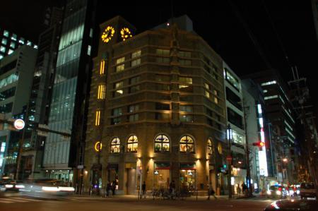 生駒ビルライトアップ2010_1