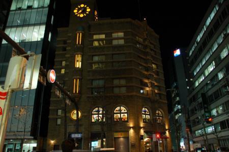 生駒ビルライトアップ2010_2