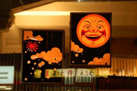 生駒ビルライトアップ2010_8