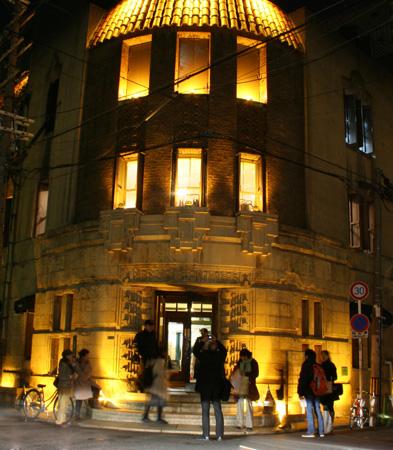 船場近代建築ライトアップツアー芝川ビル2