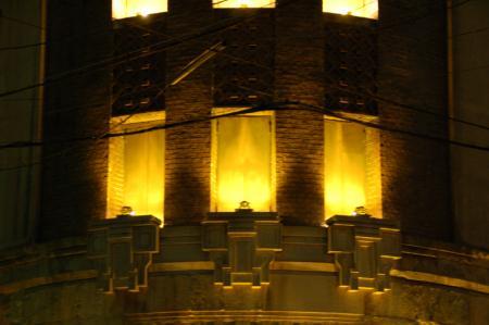 芝川ビルライトアップ2010_3