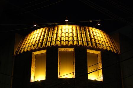 芝川ビルライトアップ2010_4