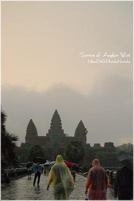 Sunrise of  Angkor Wat1