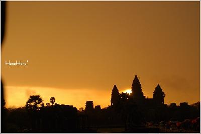 Sunrise of  Angkor Wat3