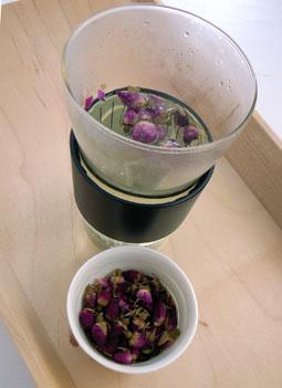 09101薔薇の蕾茶